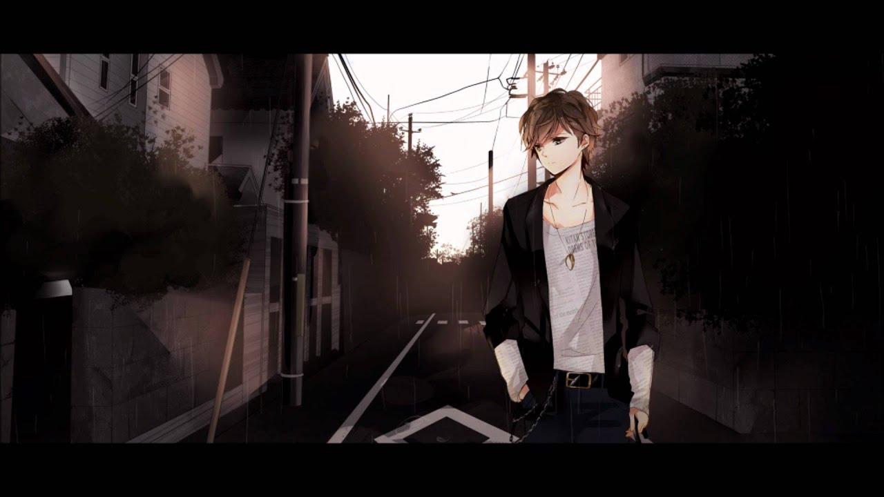 Sad Girl Background Wallpaper Nightcore Boy Like You Youtube