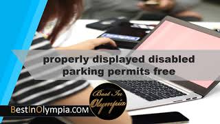 Parking permits in Olympia | Best In Olympia | Olympia WA