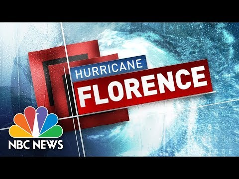 FEMA Update On Hurricane Florence | NBC News