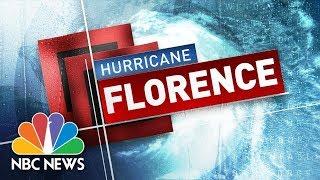 FEMA Update On Hurricane Florence | NBC News