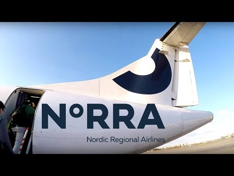 FLIGHT REPORT / NORRA ATR 72 / ST PETERSBURG - HELSINKI