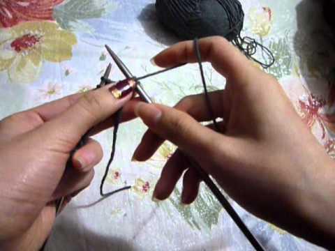 [zieuhuong] Kiểu đan khăn rỗng.