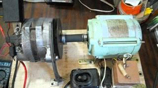 видео Генератор постоянного тока: устройство и принцип действия агрегата.