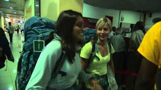 The Amazing Race   Extended Airport Fight