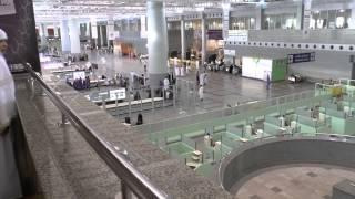 Jeddah - Hajj Terminal Processing