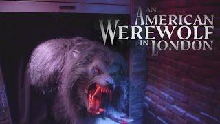 American Werewolf in London (COLOR!!) Halloween Horror Nights 2014 Universal Studios Hollywood