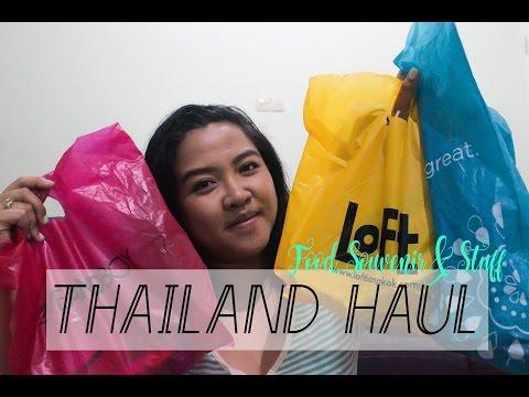 thailand-haul---food,-souvenir-and-stuff