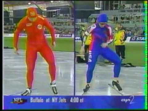 1996 World Speedskating Single Distances Championships - Hamar, Norway