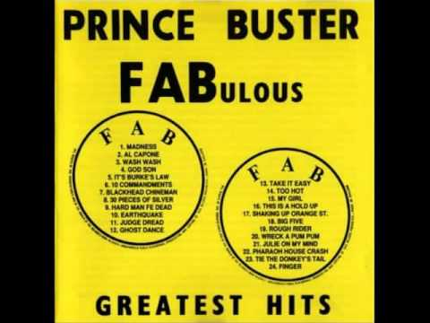 Prince Buster - Pharaoh House Crash