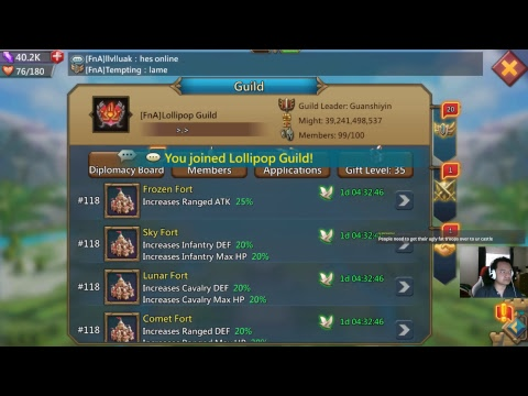 Lords Mobile - Hunting for Turkey