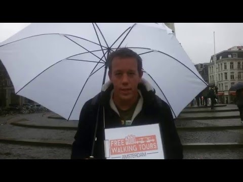 Welkom Tim Free walking tour Amsterdam