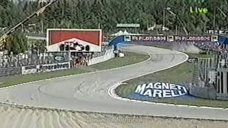 San Marino GP 1994 (Saturday Qualifying 2) Ratzenberger Accident