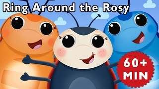 F Is for Flowers | Ring Around the Rosy and More | Mother Goose Club Songs for Children