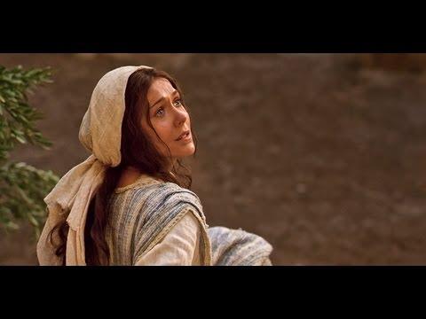 キリストの誕生をマリヤに告げる天使