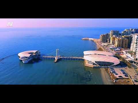 Durresi Drone View (4K Ultra HD)