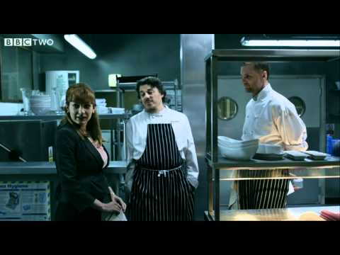Roland & Caroline Heat Up In The Kitchen - Whites, Episode 3, Preview - BBC Two