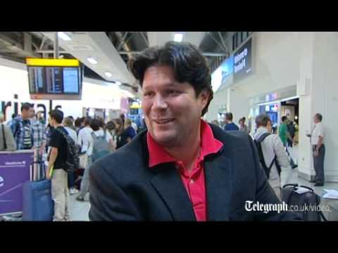 Non-EU passengers seem happy with Heathrow Passport Control