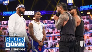 WWE SmackDown Full Episode, 28 May 2021
