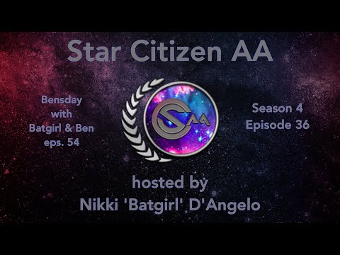 Bensday with Batgirl and Ben episode 54