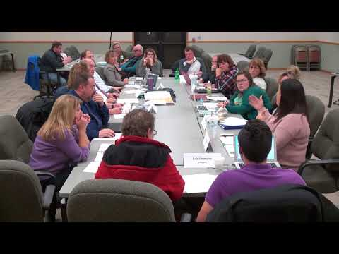 SJSD United November 16, 2017 meeting