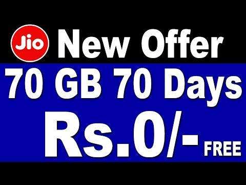 Jio Rs.399 Recharge Absolutely Free Jio Giving 100% Cashback With Amazon Offer at All Recharge