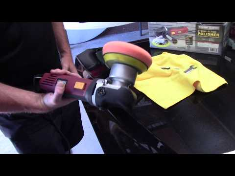 Harbor Freight DA Polisher Review...My Perspective