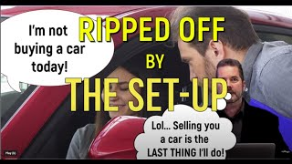 CAR SALESMAN TRICKS YOU into buying a car! DEALERSHIP Rip off: The SET UP - AUTO Expert 2020