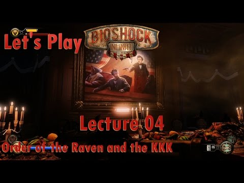 Let's Play BioShock Infinite: Lecture 04
