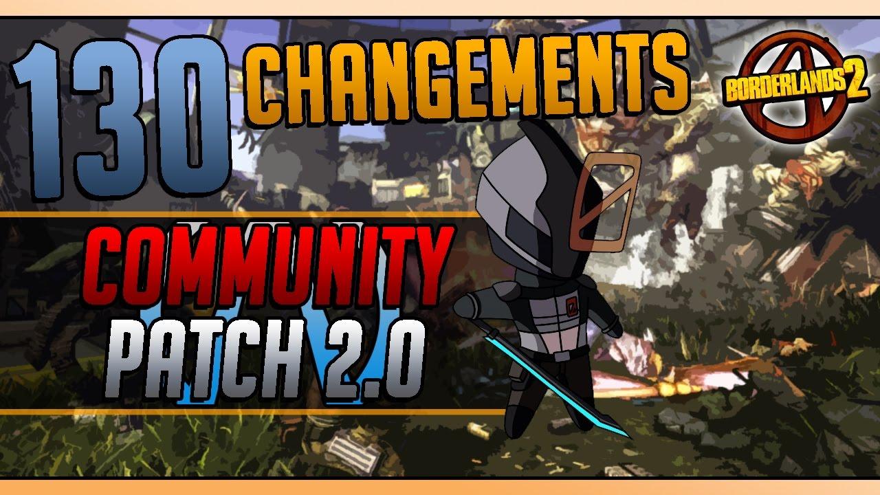 BORDERLANDS 2: COMMUNITY PATCH 2 0 ! - YouTube Borderlands 2 Community Patch