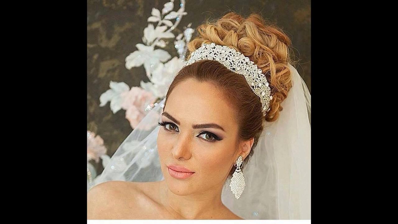 Peinados de novia hermosos