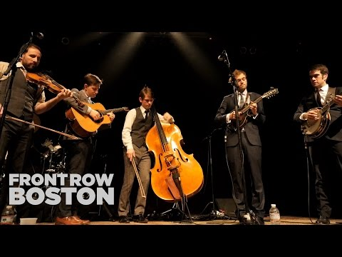 Front Row Boston | Punch Brothers – Passepied (Live)
