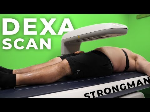 4X WORLDS STRONGEST MAN DEXA SCAN RESULTS