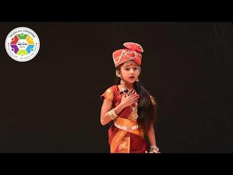 Roar Of Rani Rudrama Devi  - Mono Action By Keerthi (Ekapatrabhinayam)