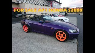 Pinku Style - For Sale - Turbo AP1 S2000