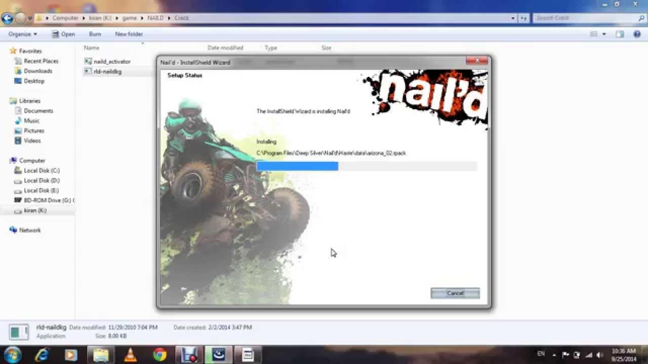 download naild pc game