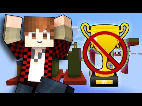 Minecraft: Parkour HERO (in Training!) Highscore Challenge Map!