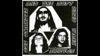 "Gus Chamber and the Ruptured Wanksparks (Rupture) ""GG ALLIN = GOD"" 7""EP"
