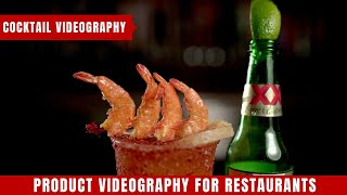Product Videography for Restaurants