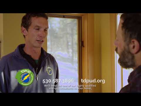 TDPUD Residential Energy Survey (subtitles)