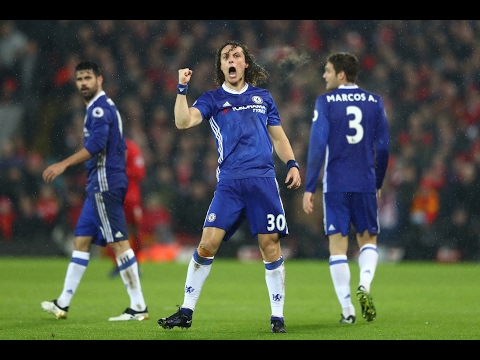 LIVERPOOL v CHELSEA: In pictures