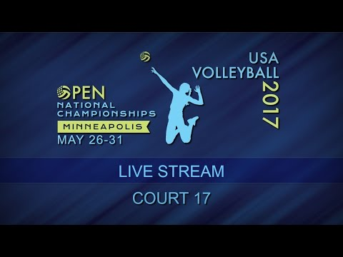2017 Opens Friday, May 26 - Court 17