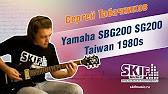 Jackson RR3 Japan made - YouTube