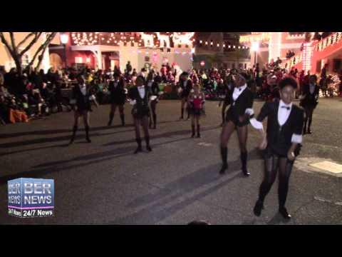 iKAZ Dance Group At St George's Santa Claus Parade, December 13 2014