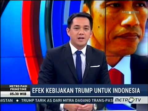 Wawancara Dubes Donovan Mengenai Kemitraan Strategis Amerika Serikat-Indonesia - MetroTV (25/01/16)