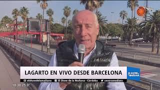 Recorremos La Rambla de Barcelona
