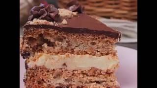 Простой и понятный рецепт киевского торта | Киевский торт в домашних условиях