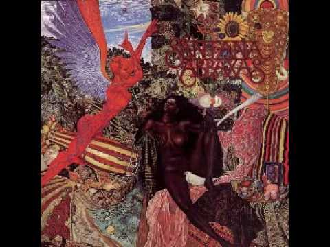 Santana_Black Magic Woman Gypsy Queen_Sansui QS Quadraphonic sound source