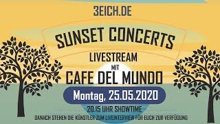 3EICH.DE - SUNSET CONCERTS mit Café Del Mundo