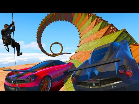 Crazy Races & Crazy TypicalGamer ;D  (GTA 5 Funny Moments)