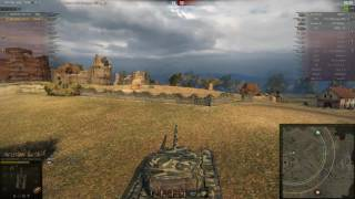 Т-54 первый образец, Редшир, Стандартный бой
